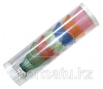 Воланчики для бадминтона пластиковые (6шт)