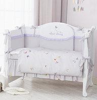 Комплект детского постельного белья PERINA 6 предметов SWEET DREAMS