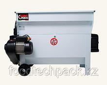 Электрический открывающийся гребнеотделитель для винограда c насосом Q.30, с защитной подставкой