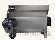 Электрический  гребнеотделитель для винограда c насосом Q.30, из нержавеющей стали.