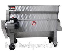 Электрический открывающийся гребнеотделитель для винограда c насосом Q.50, с защитной подставкой