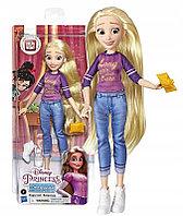 Hasbro Disney Princess Belle, Рапунцель, Тиана, Comfy Squad, Ральф, день рождения, крушение, Это Ральф, разбив