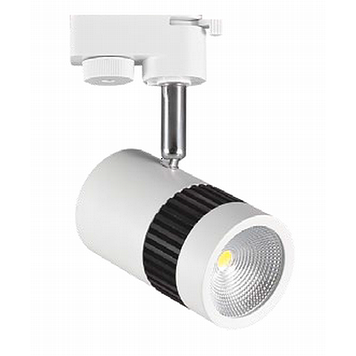 Светильник светодиодный направленного освещения 10 ватт, трековый светильник, светильники для торговых залов