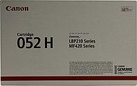 Cartridge Canon/052/Laser/black 2199C002