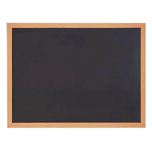 Доска меловая Comix BB3045 (Настенная, 30*45 см, для письма, Black)