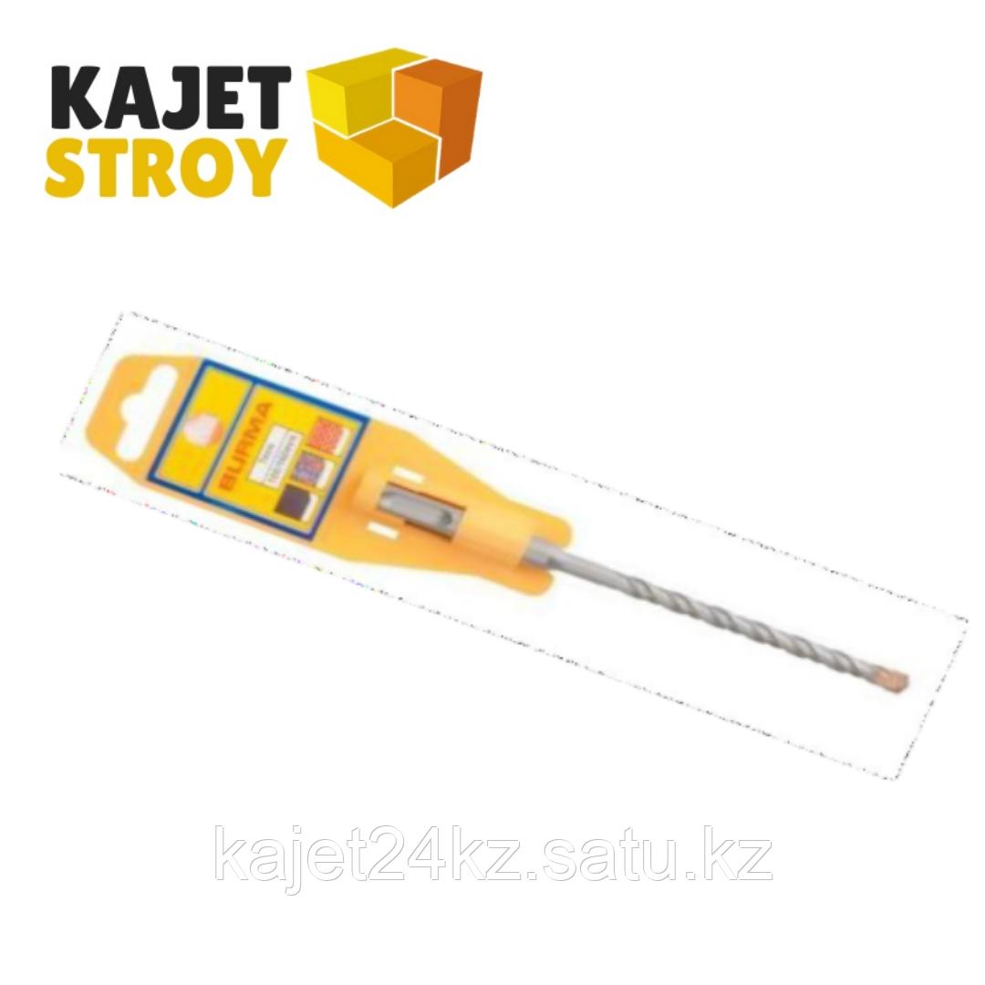 Сверло для перфоратора по бетону SDS-PLUS BURMA 14*350