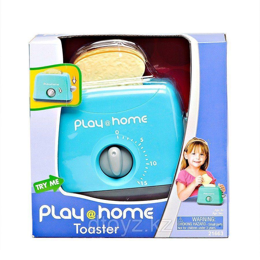 Keenway Тостер Play Home 21663