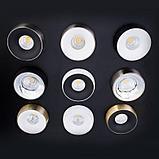Встраиваемые светодиодные светильники от 3 до 45 ватт. Цена от 500 до 30 000 тг. Цвет свечения: от 2800-6500 К, фото 10