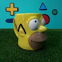 3-D кружка Гомер Симпсон