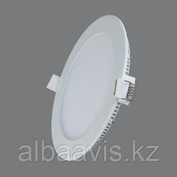 Светильник встраиваемый светодиодный 12 Вт матовый, спот светодиодный,  встраиваемые светодиодные светильники