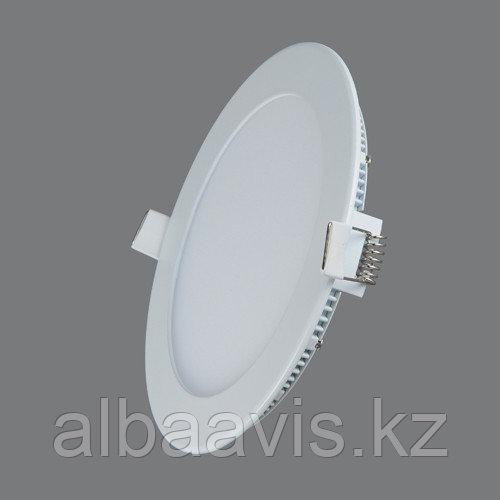Светильник встраиваемый светодиодный 24 Вт матовый, спот светодиодный,  встраиваемые светодиодные светильники