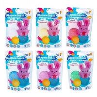 Шариковый пластилин для детской лепки GENIO KIDS