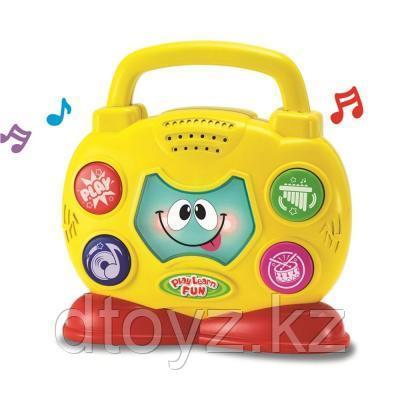 Keenway Интерактивная игрушка Музыкальный бумбокс 31366 - фото 2