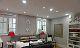 Светильник встраиваемый светодиодный 12 Вт матовый, спот светодиодный, врезной светильник светодиодный, фото 10