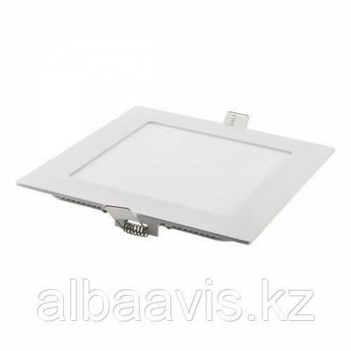 Светильник встраиваемый светодиодный 15 Вт матовый, спот светодиодный, врезной светильник светодиодный