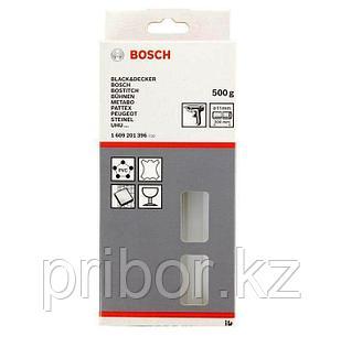 Набор бесцветных стержней Bosch Ø 11x200 мм для клеевого пистолета
