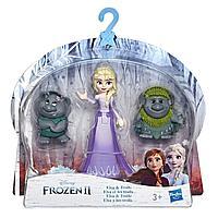 Disney Frozen: Холодное Сердце-2: кукла и 2 друга в асс., фото 1