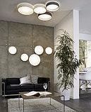 Точечный накладной светодиодный светильник 12 Вт, накладные светодиодные светильники, фото 6