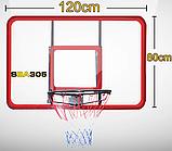 Баскетбольный щит M008, фото 2
