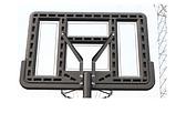 Баскетбольная стойка M021A, фото 2