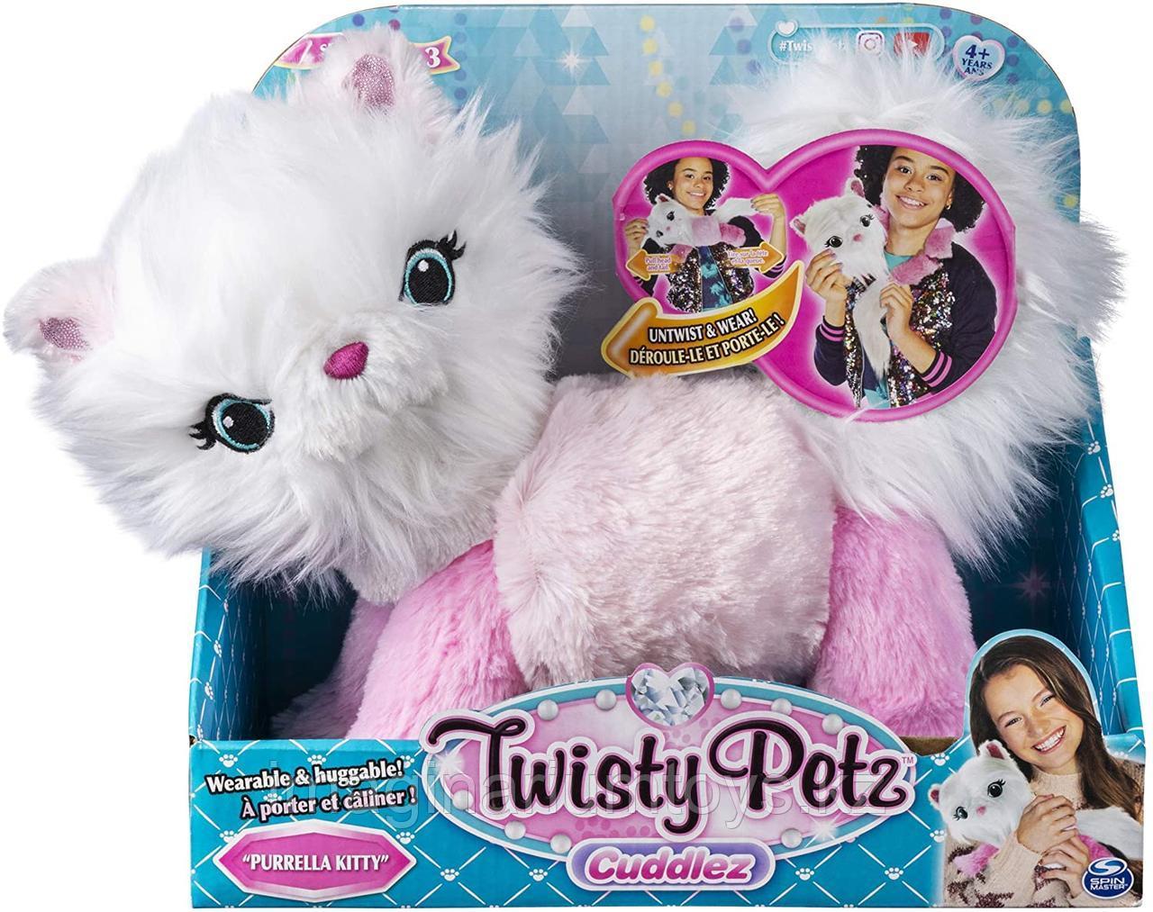 Мягкая игрушка трансформер Кошечка Twisty Petz