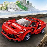 LEGO: Ferrari F8 Tributo Speed Champions 76895, фото 1