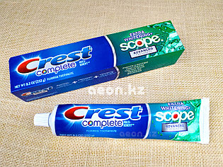 Зубная паста Crest Scope Extra Whitening