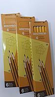 Конструктор 6 графитных карандашей