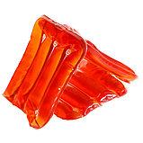 Грелка Воротник солевая, цвет красный, фото 2