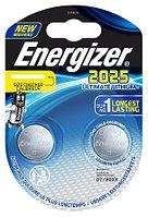 Элемент питания Energizer Ultimate CR2025 -2 штуки в блистере (усиленные)