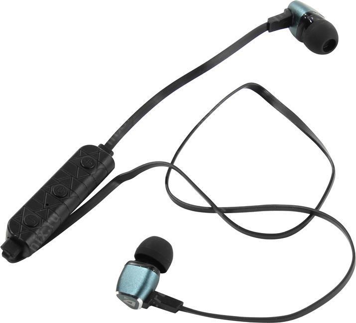 Наушники-вкладыши беспроводные Defender FreeMotion B670 черный, Bluetooth
