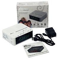 Радиочасы Ritmix RRC-818 white