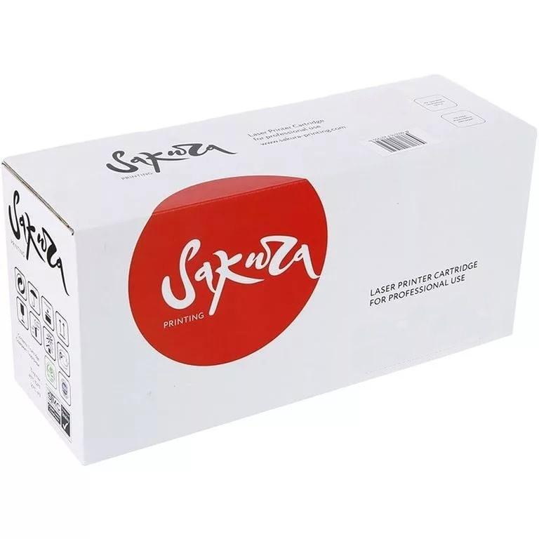Картридж SAKURA CE505A/CF280A для HP Laserjet 400M/401DN P2035/P205, LJ M425, черный, 2700 к.