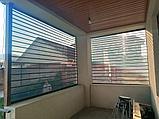 Прозрачные рольставни из поликарбоната, фото 5
