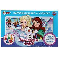 """Настольная игра - ходилка """"Умные игры"""" Принцесса Льдов"""