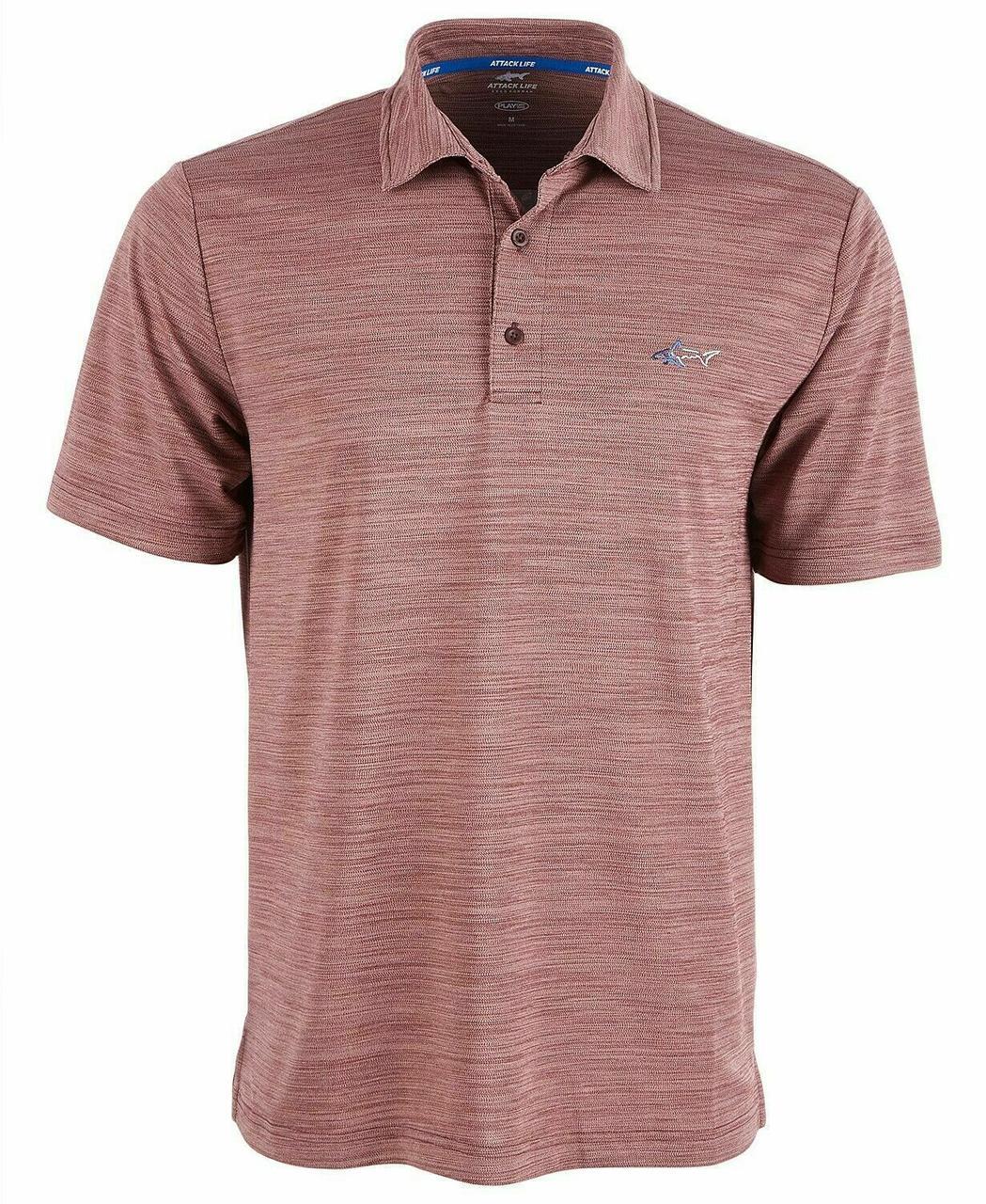 Greg Norman Мужская футболка поло  2000000348773