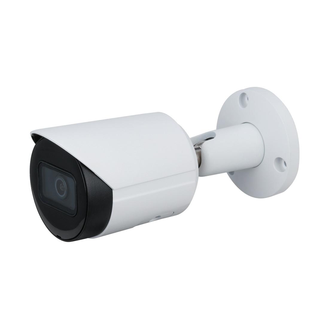 Dahua DH-IPC-HFW2431SP-S-0280B Цилиндрическая видеокамера 4.0 МП, PoE+ (802.3af) ИК-подсветка - до 30 м