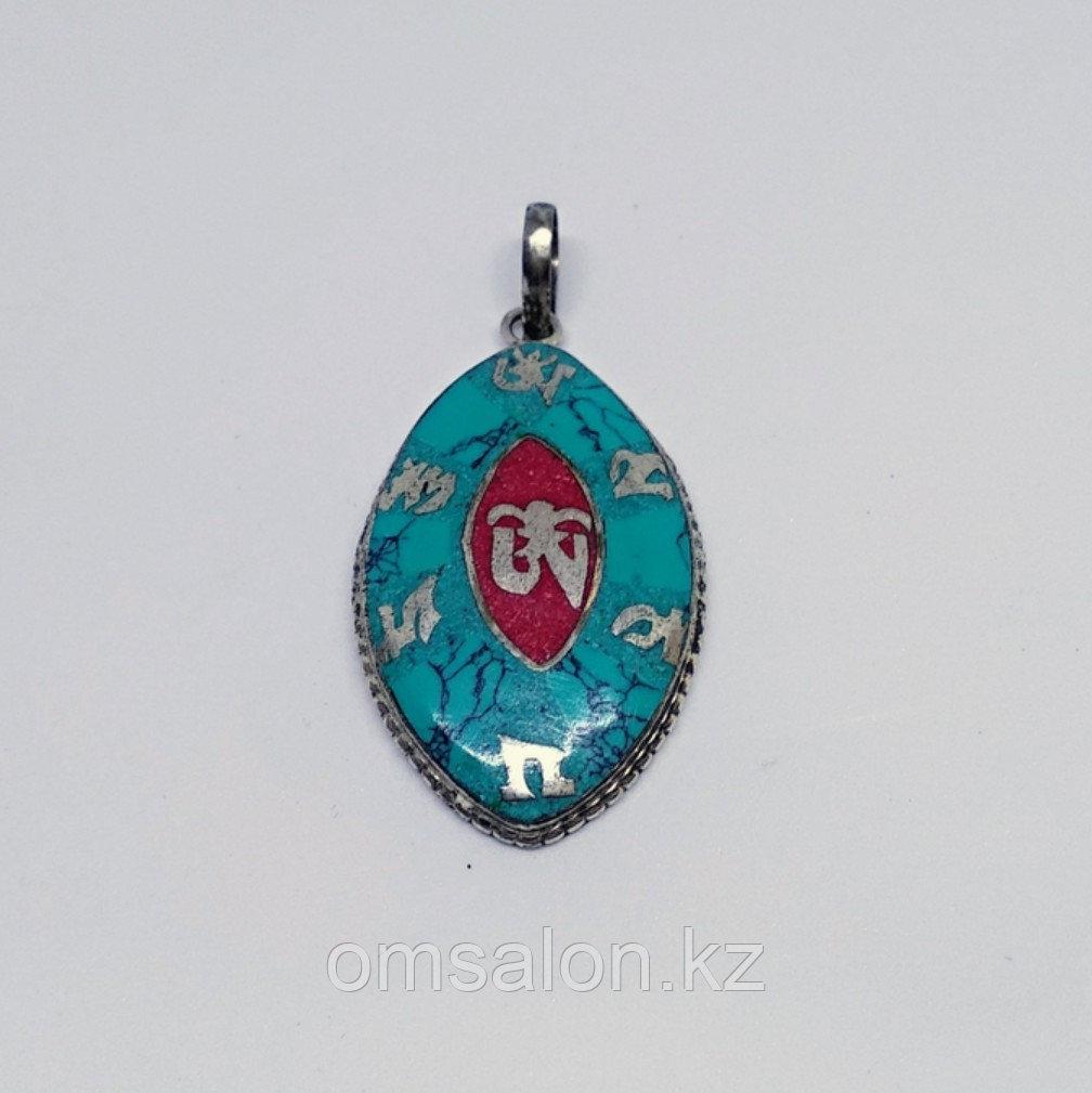Тибетский амулет - оберег