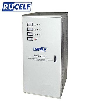 Стабилизатор 60 кВА SDV-3-60000 трехфазный