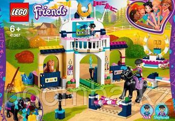 Конструктор Lego Friends Соревнования по конкуру, Лего Подружки