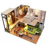 Румбокс, Кукольный дом 3D Пазл...