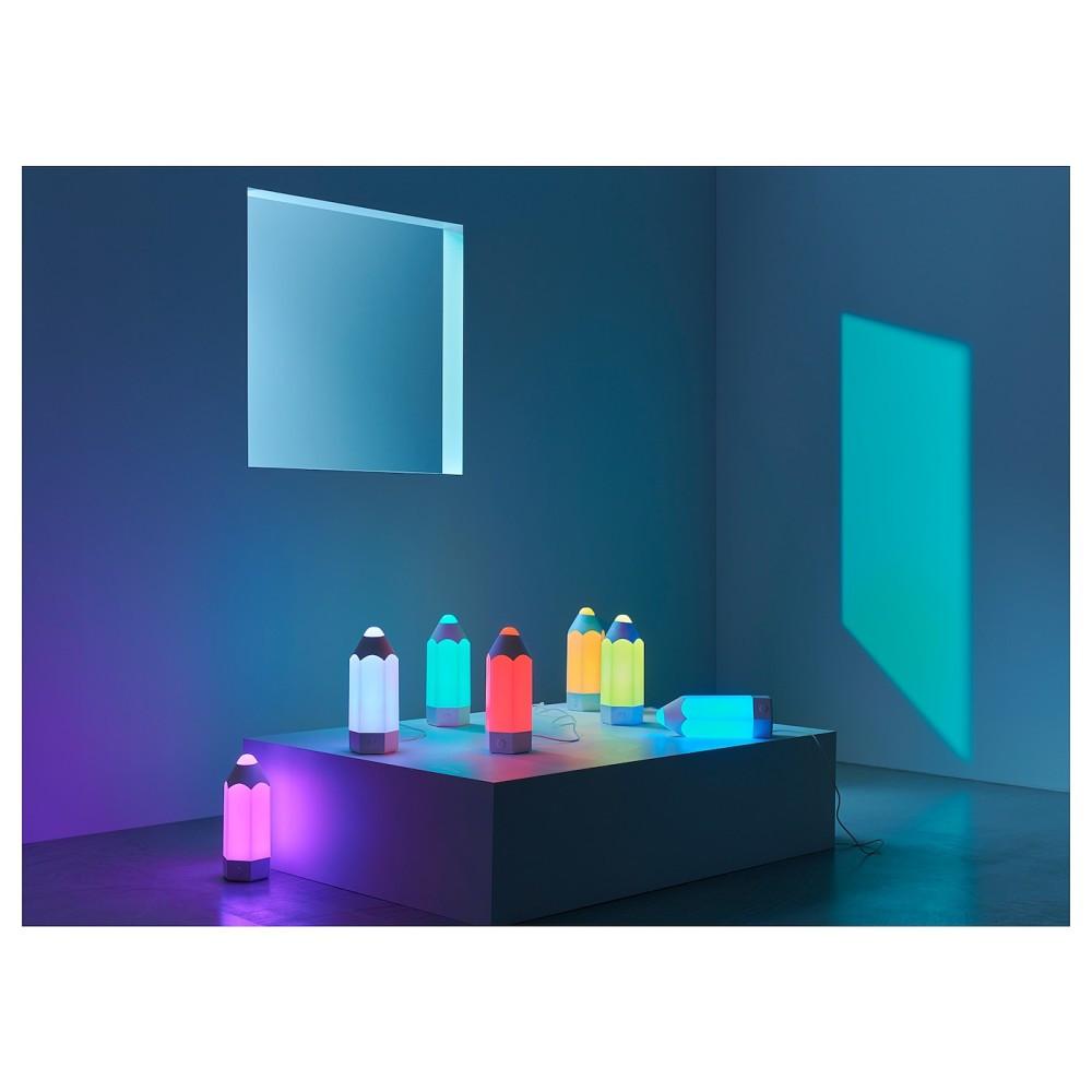 ПЕЛАРБОЙ Настольная лампа, светодиодная, разноцветный - фото 1