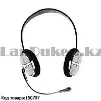 Головная гарнитура наушники с микрофоном стереонаушники Sony MDR-E188MV