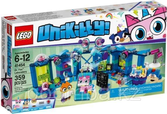 Конструктор Lego Unikitty Лаборатория доктора Фокса, Лего Юникитти