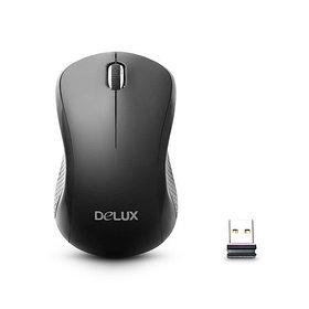 Мышь Delux DLM-391OGB