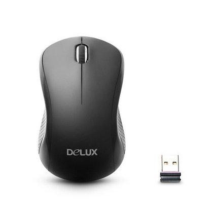 Мышь Delux DLM-391OGB, фото 2