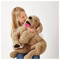 ГОСИГ ГОЛДЕН Мягкая игрушка, собака, золотистый ретривер, 70 см, фото 1