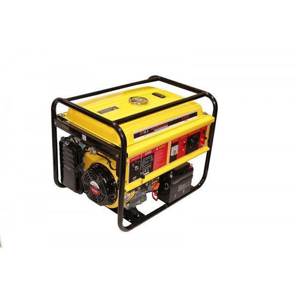 Бензиновый генератор  P.IT.  6.5 кВт 220V
