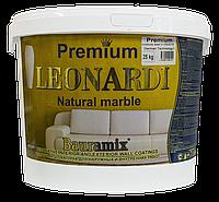Декоративная штукатурка Leonardi 15 кг. Леонардо - штукатурка