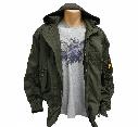 Куртка летная с капюшоном демисезонная, фото 2